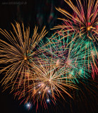 Theresienfest Hildburghausen 2016 - Feuerwerk 19