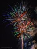 Theresienfest Hildburghausen 2016 - Feuerwerk 21