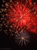 Theresienfest Hildburghausen 2016 - Feuerwerk 5