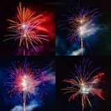 Theresienfest Hildburghausen 2017 - Feuerwerk 2