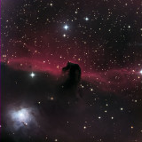 ex Horsehead Nebula up close T24 IC434 1f 300s LRGB hist ready for PS.jpg