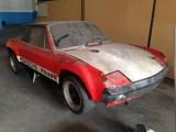 Max Moritz 70' Porsche 914-6 GT - sn 914.043.0641