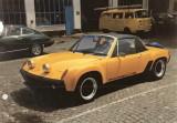 1971 Porsche 914-6 Factory M471 - sn 914.143.0373