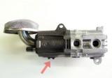 930 Turbo Engine Cast-Iron Oil Pump Repair