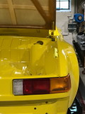 Tony Vos 1970 Porsche 914-6 GT Project - sn 914.043.1604
