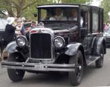 Old Dodge Hearse