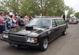 High-performance hearse