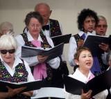 Part of the Bankstown City Choir