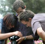 Typical scene around digital cameras