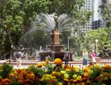 Archibald Memorial Fountain