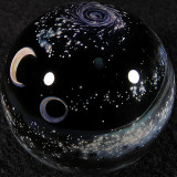 Vortex Glass Works: Galactic Tour Size: 1.38 Price: SOLD