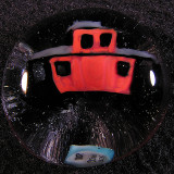 The Caboose Size: 0.99 x 0.49 Price: SOLD