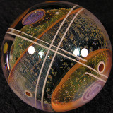 James Daschbach (Badback Glass) Marbles and Other Glass For Sale