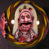 #36: Twisty the Clown Size: 2.25 Price: $370