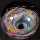 #267: Roger Parramore, Color Storm Size: 1.35 Price: $150