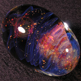 Galaxy Seed 2 Size: 1.53 x 1.02 Price: SOLD