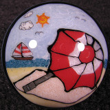 Beach Day  Size: 1.19  Price: SOLD