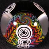 Rainbow Lotus 3 Size: 1.67 Price: SOLD