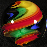 Rainbow Chip Twist Size: 1.87 Price: SOLD