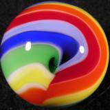 #57: Mini Rainbow Fold Size: 0.86 Price: $150