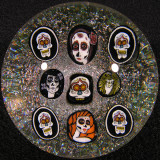 Party of the Dead Size: 2.24 Price: SOLD