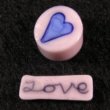 Love  Size: 0.51/0.34  Price: SOLD