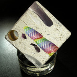 Tectonic Cube 2 Size: 2.50 Price: SOLD