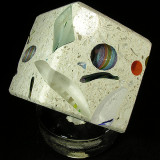 Tectonic Cube 3 Size: 2.50 Price: SOLD