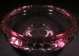 Pink Steamer Bowl Size: 7.00 x 3.00 Price: SOLD