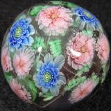 161: Clematis & Rose Garden Size: 1.31 Price: $260