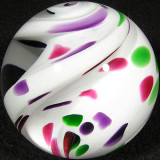 Glass Eye Studio with Ro Purser: Cisco Confetti Size: 2.11 Price: SOLD