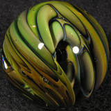 #12: Earth Organism Size: 1.36 Price: $180