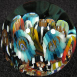 Paul Stephan (Micro) Marbles and Other Glass For Sale