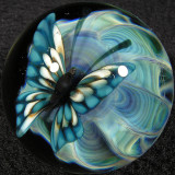 Travis Weber and Linh Le: Flutter Balloon Size: 1.41 Price: SOLD