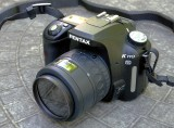 Pentax K110d Finds a Home