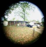 Miami Vice Spiratone Fisheye Auxiliary Lens