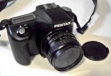 Test with Pentax K110 D and Focal Brand Manual Focus Lens