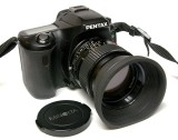 Minolta Lens (f:1.2) to Pentax K Mount Body Adapter, at Home and at Meramec River