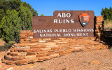 Abo Ruins in Salinas Pueblo Missions National Monument