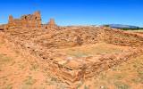 Mission of San Gregorio de Abo in Salinas Pueblo Missions National Monument