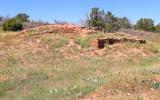 Ruins outside Quarai in Salinas Pueblo Missions National Monument