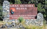 Gran Quivira Ruins in Salinas Pueblo Missions National Monument