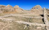 Convento ruins at Gran Quivira in Salinas Pueblo Missions National Monument