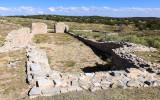 Early church ruins at Gran Quivira in Salinas Pueblo Missions National Monument
