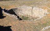 Kiva at the Gran Quivira ruins in Salinas Pueblo Missions National Monument