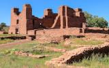 Nuestra Senora de la Purisima Concepcion de Quarai in Salinas Pueblo Missions National Monument
