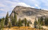 Lembert Dome along the Tioga Road in Yosemite National Park