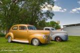 1940 Ford Sedan and Pickup