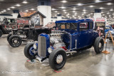 Contrasting Hot Rods