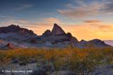 Sunset Southwest of Oatman